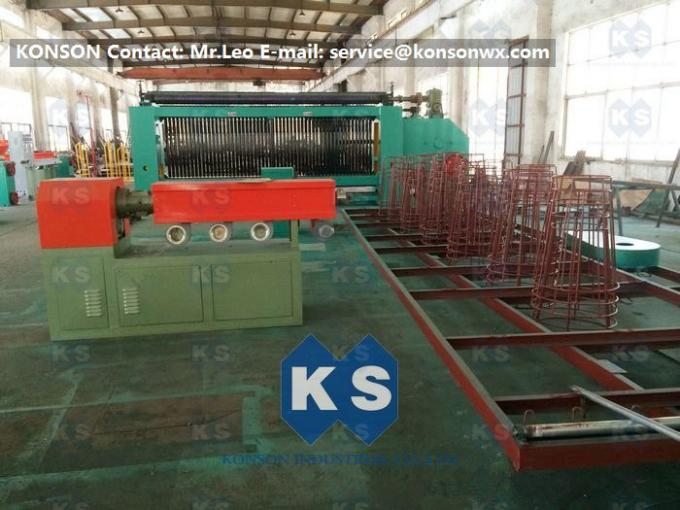 Full Automatic Gabion Machine For Producing Gabion Basket And Gabion Wire Mesh