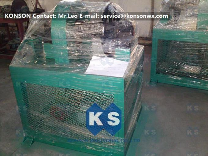 Anti Corrosion Gabion Mesh Machine Automatic For Making Stone Cage 2 x 1 x 1m