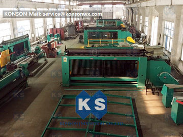 Trung Quốc 2m X 1m X 1m Gabion Machine Reno Mattress Machine Edge Winding Up Machine nhà cung cấp
