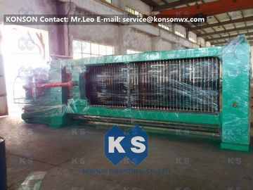 Trung Quốc Double Twist Gabion Mesh Machine With Overload Protect Clutch And Hydraulic System nhà cung cấp