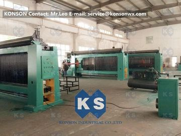 Trung Quốc Galvanised Wire Mesh / Hexagonal Wire Netting Machine Double Twist / Five Twist nhà cung cấp