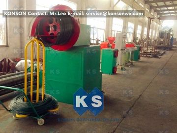 Trung Quốc High efficiency PVC Coating Machine for Making PVC Coated Gabion Baskets / Cages nhà cung cấp