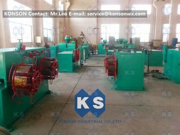 Trung Quốc Powder PVC Coating Machine for Making PVC Coated Wire Gabion Baskets / Boxes nhà cung cấp