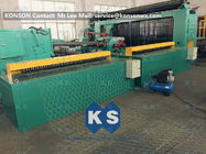 Trung Quốc 5kw Automatic Wrapped Edge Gabion Machine Edge Wrapping Machine 4 Meter nhà máy sản xuất