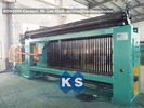 CE Hexagonal Wire Netting Machine For Hexagonal Gabion Box Making 2.0 - 4.0mm
