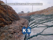 Trung Quốc Galvanized Gabion Basket Woven Hexagonal Wire Mesh PVC Coated Welded Gabions Công ty
